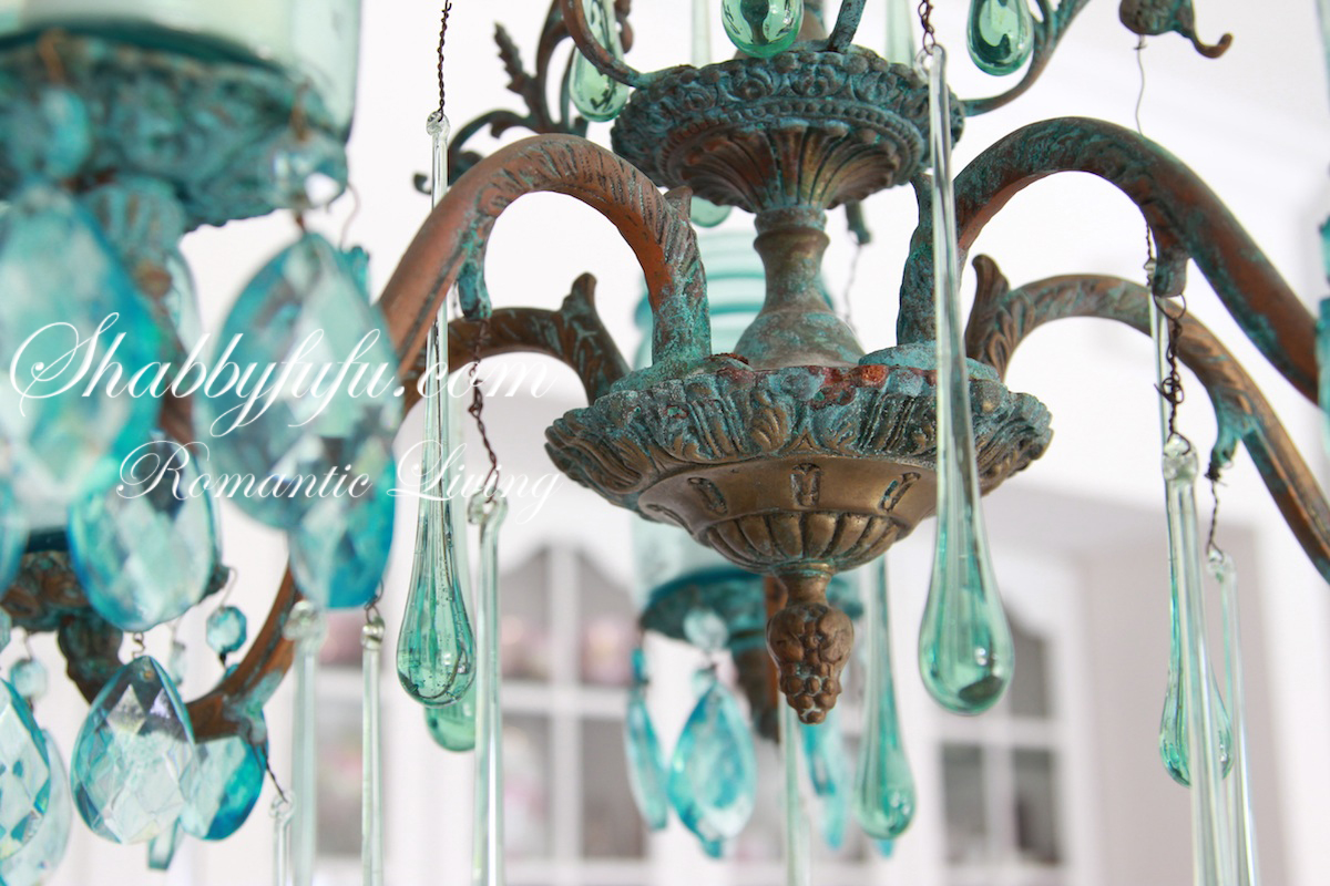 The original shabbyfufu blue mason jar chandelier shabbyfufu the original shabbyfufu blue mason jar chandelier arubaitofo Choice Image