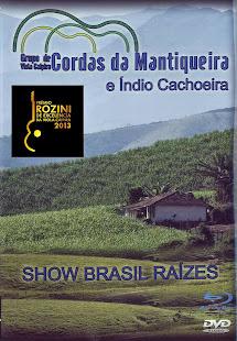 DVD - Brasil Raízes