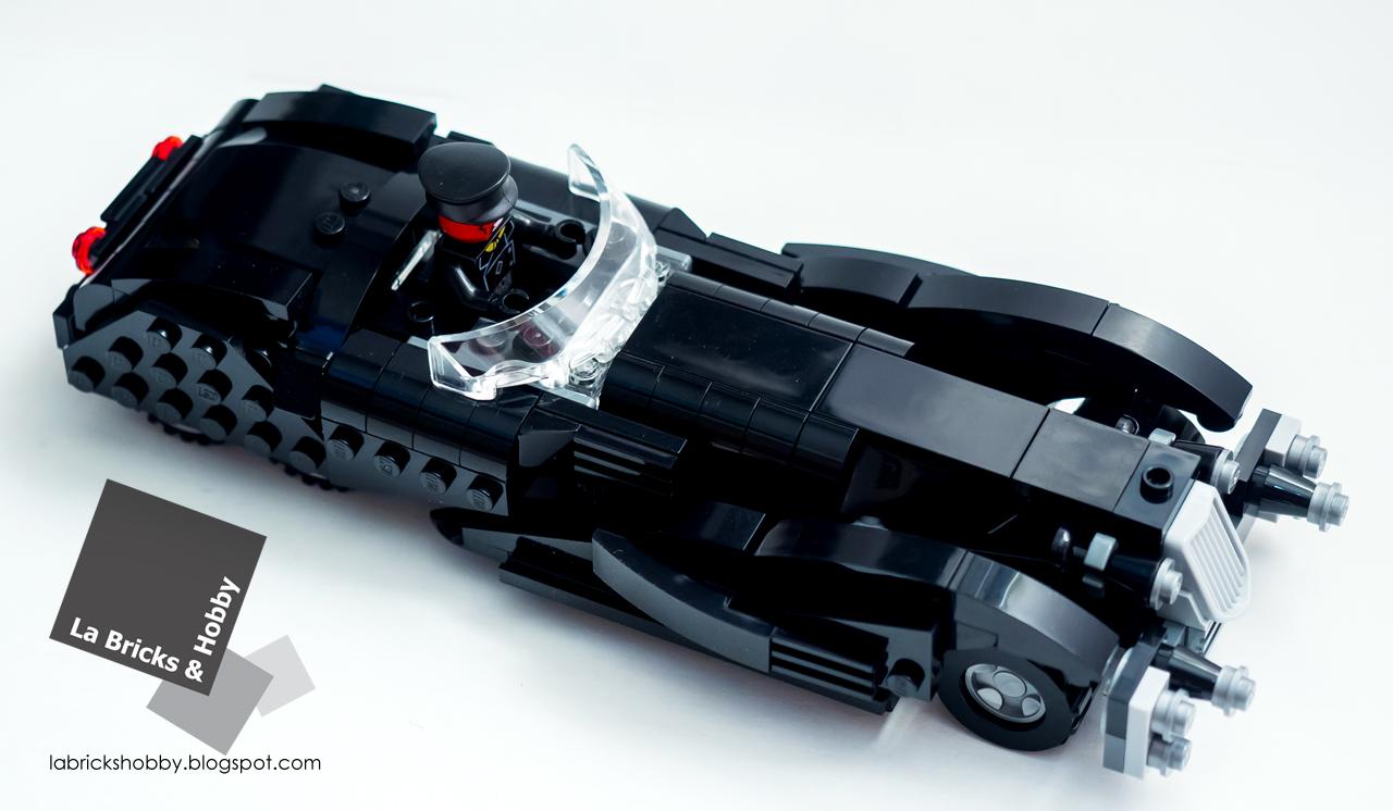 La Bricks & Hobby: LEGO Marvel Red Skull's Car MOC - Stage 2
