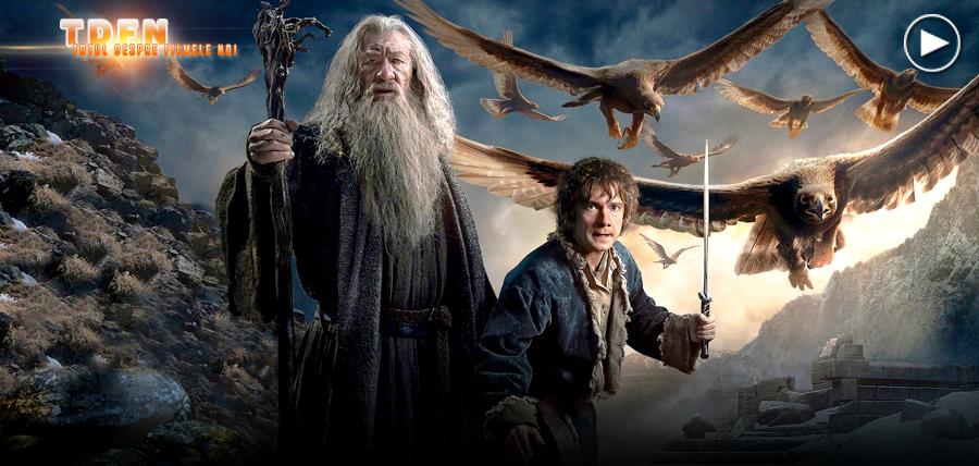 Vezi noul trailer extins pentru Hobbitul: Bătălia Celor Cinci Armate