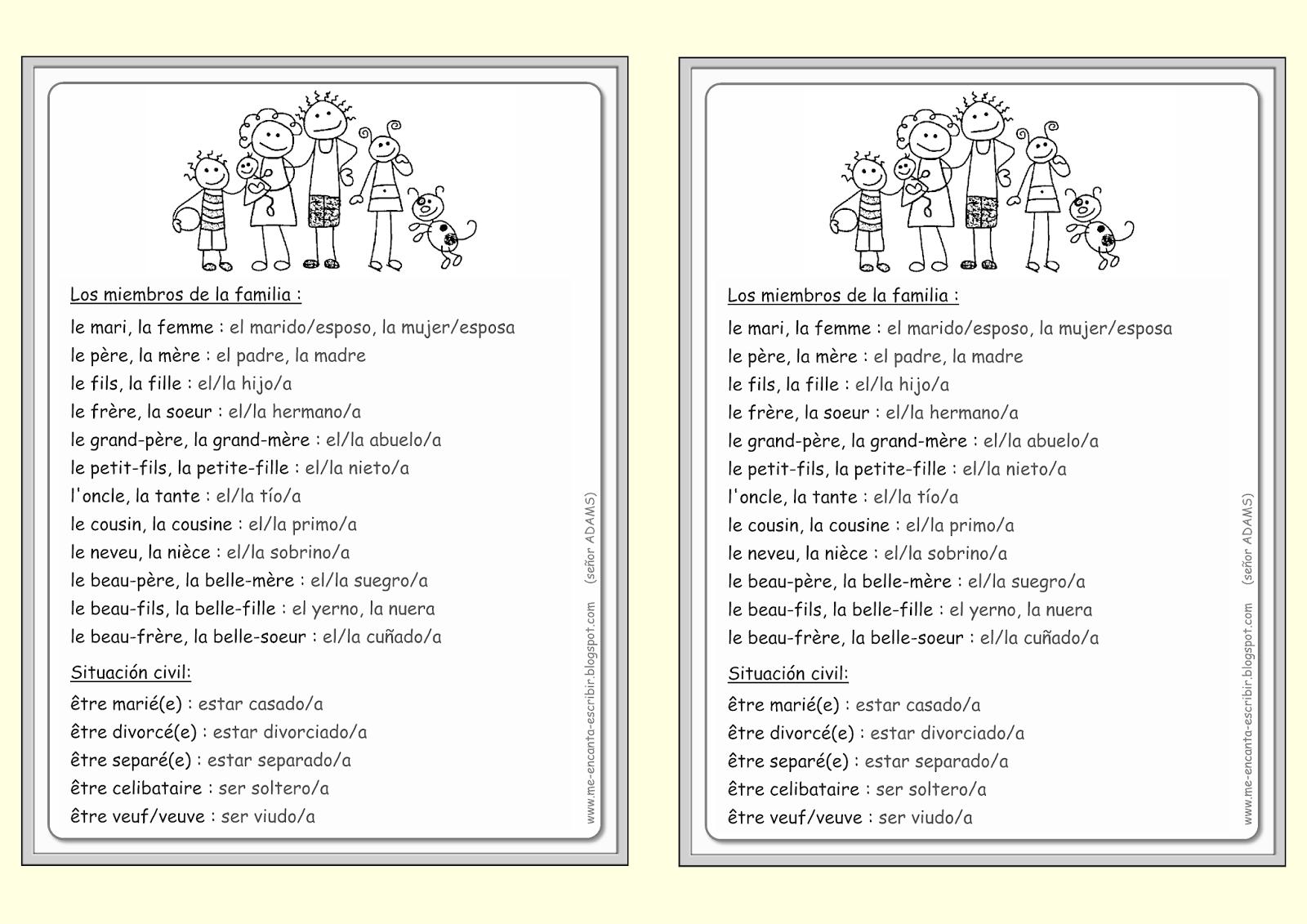 worksheet La Familia Worksheets family tree in spanish worksheet gallery worksheet