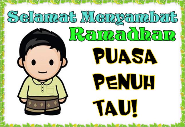 SMS Kata Ucapan Selamat Puasa Bulan Ramadhan 1435 H 2014