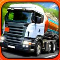 juegos windows phone trucker parking simulator