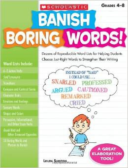 Banish Boring Words!