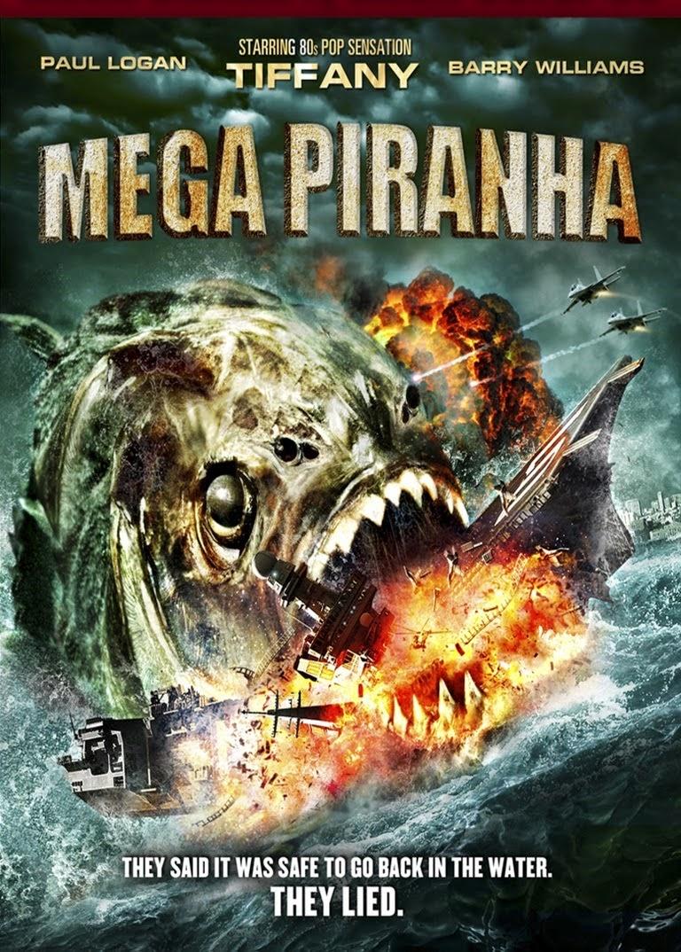Mega Piranha – Dublado (2010)