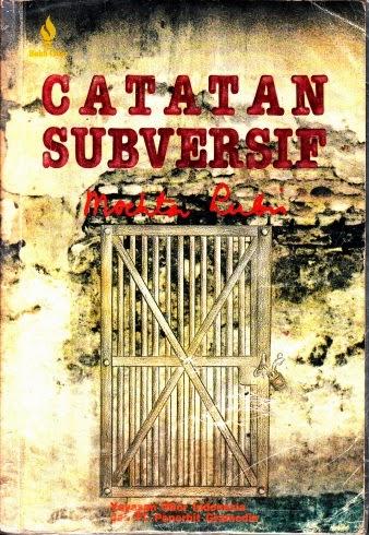 Permalink ke Puisi  CATATAN SUBVERSIF