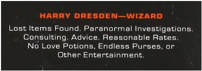 http://www.amazon.com/Storm-Front-Dresden-Files-Book-ebook/dp/B000WH7PLS/ref=sr_1_1?s=books&ie=UTF8&qid=1419273335&sr=1-1&keywords=dresden+files