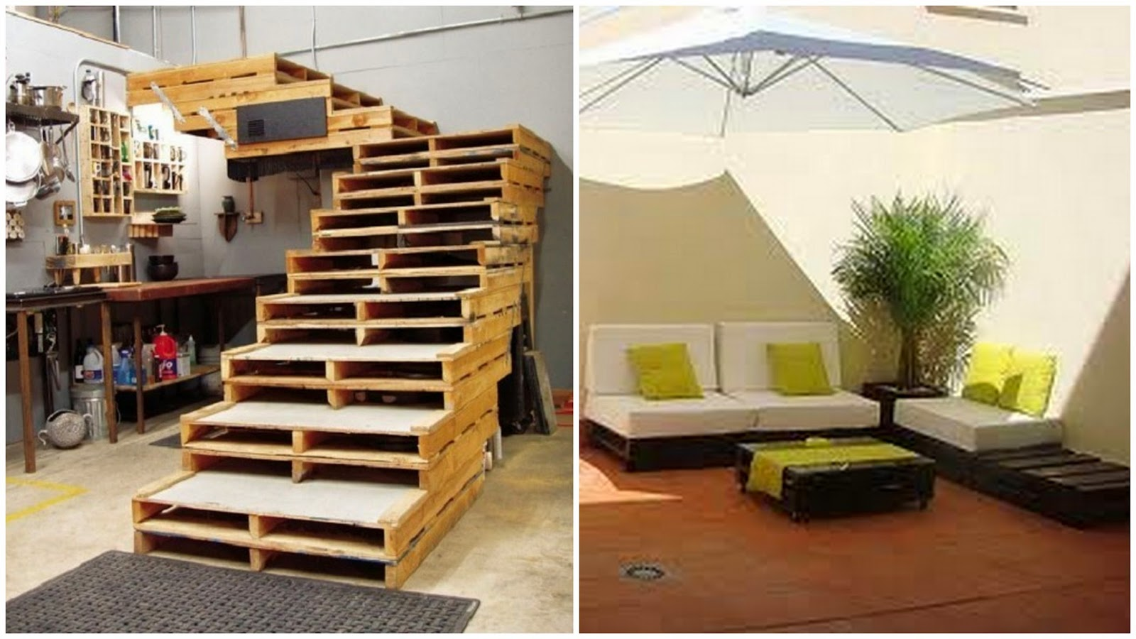 Amélia Moderna: Decore sua casa usando paletes #AAA421 1600x900