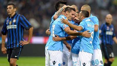 Internazionale Milan 0 - 3 Napoli (1)