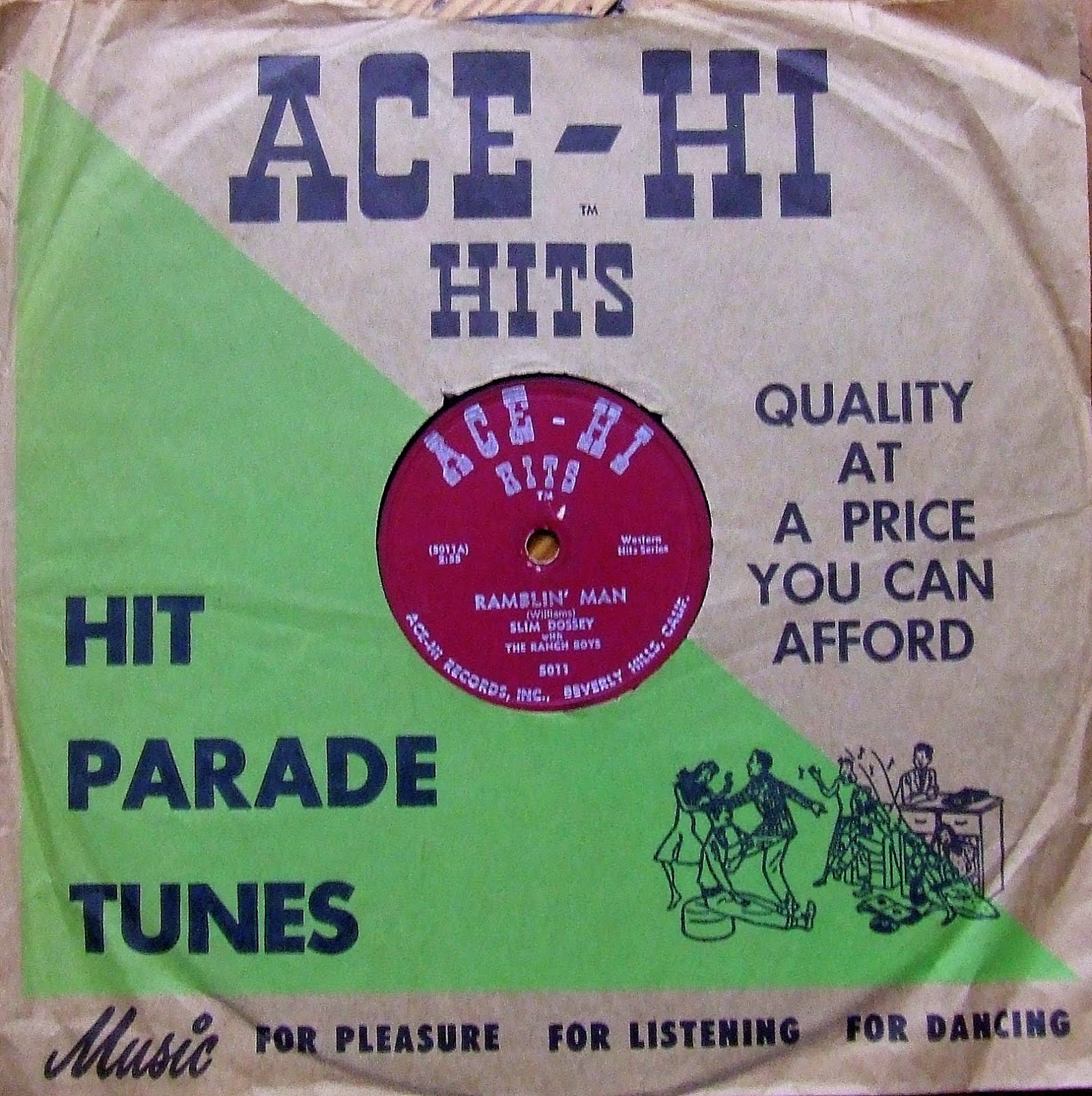 Ace-Hi Sleeve !