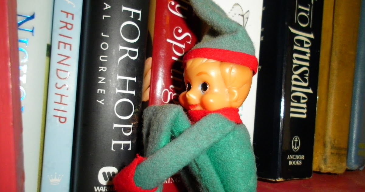 The Late Blooming Writer The Original Magical Elf On The