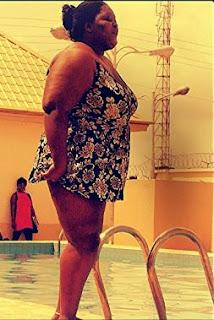eniola badmus bikini photos