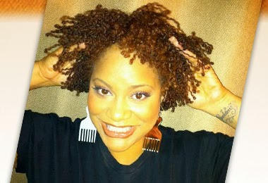 Kim Coles' Grow-Out Challenge