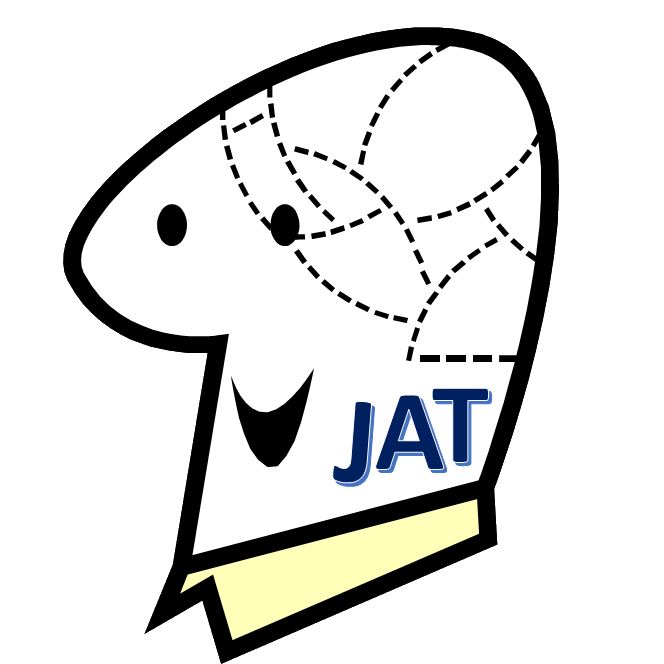 JAT Logo - Happy.