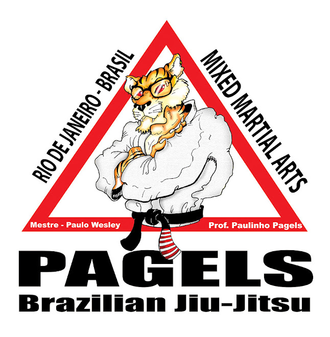 PAGELS BRAZILIAN JIU-JITSU