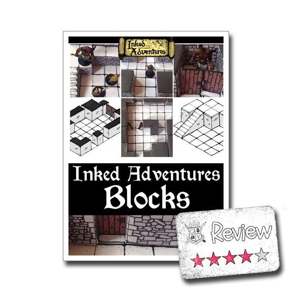 Frugal GM Review: Inked Adventures Blocks