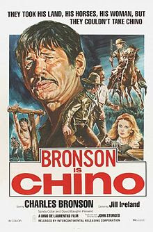 Chino 1973 Hollywood Movie Watch Online