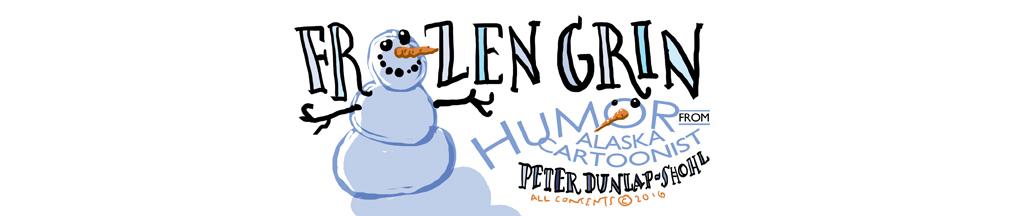 Frozen Grin