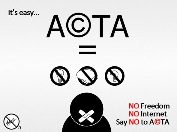SOPA與ACTA的TPP?