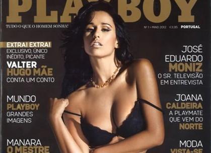 Playboy portuguesa nº 1
