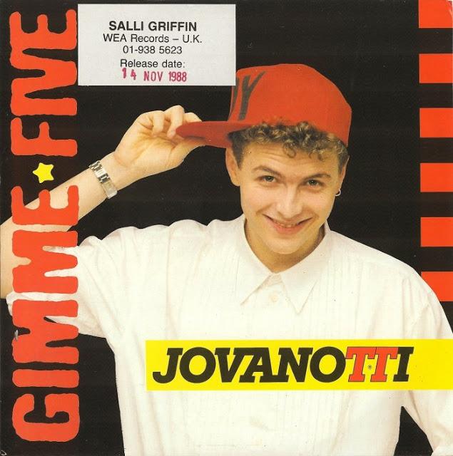 Traduzione testo download Gimme five - Jovanotti