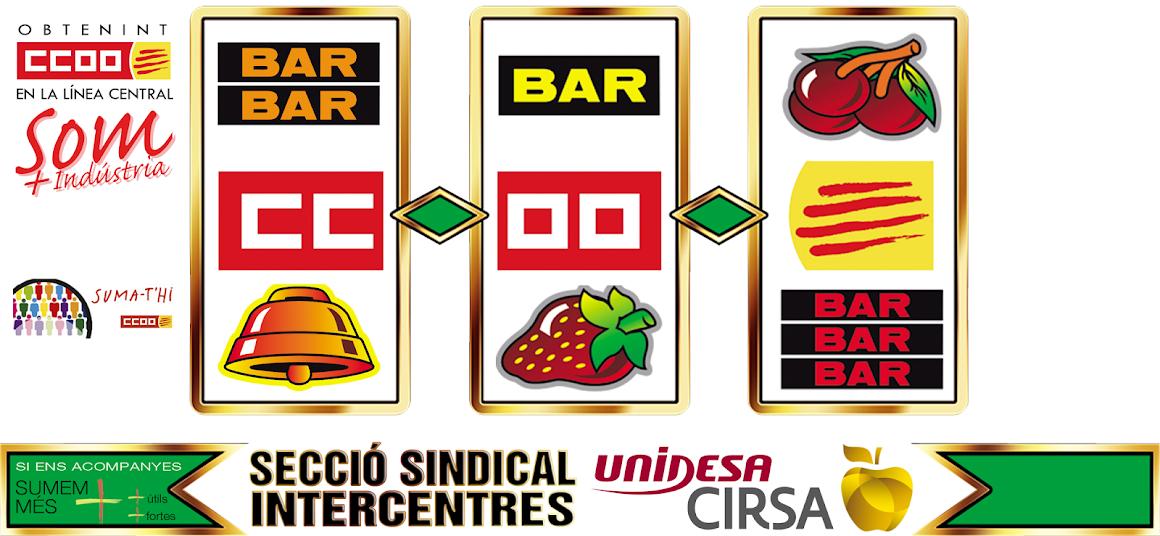 Secció Sindical Intercentres CCOO Unidesa