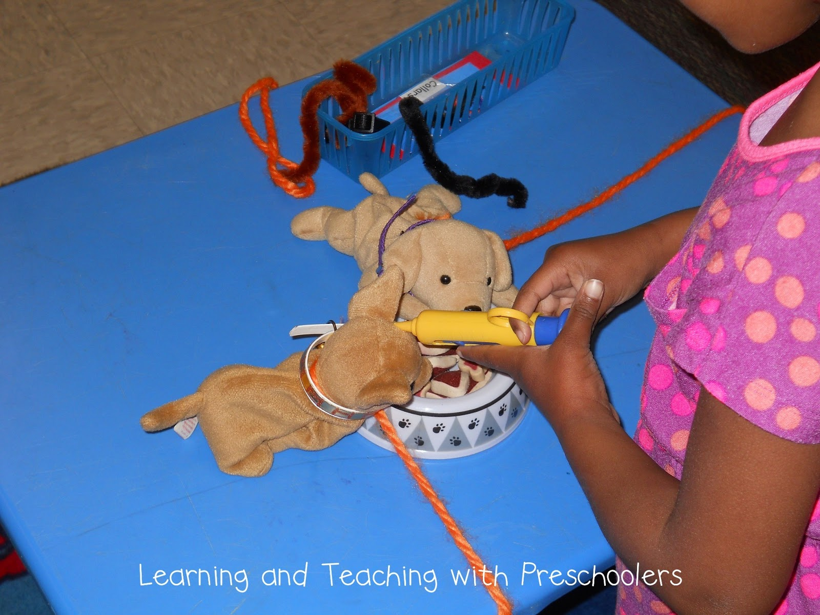 learning and teaching with preschoolers pet clinic dramatic play