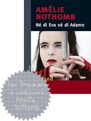 Amlie Nothomb N di Eva n di Adamo