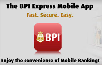 New BPI Express Mobile App for iOS and Android