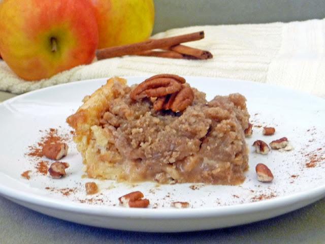 Apple Streusel Tart With Honey Crust Recipes — Dishmaps