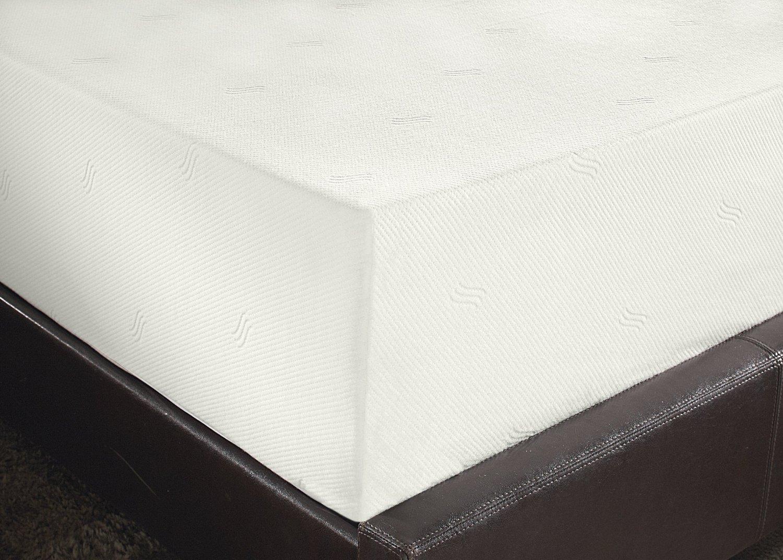 Sleep Innovations Foam Mattress With Suretemp With 20 Year