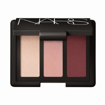 NARS Trio Eyeshadow in Douce France