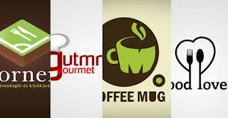 logos profesionales de restaurantes