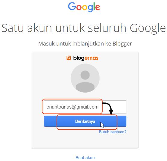 Cara Mengetahui Alamat URL Blog Sendiri