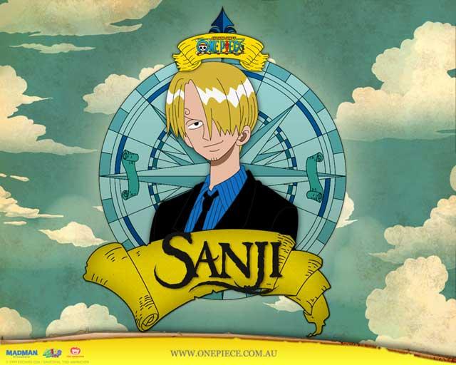 Sanji Cover