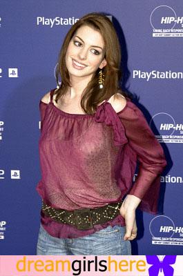 Anne Hathaway American Preety Host Anne+Hathaway-+10
