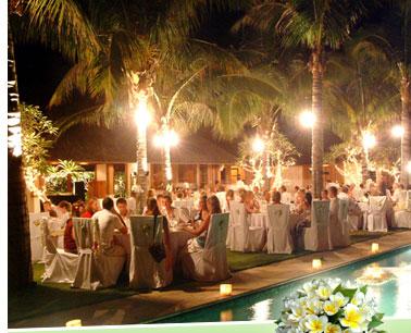 Sisi Lain Sebuah Pesta Pernikahan