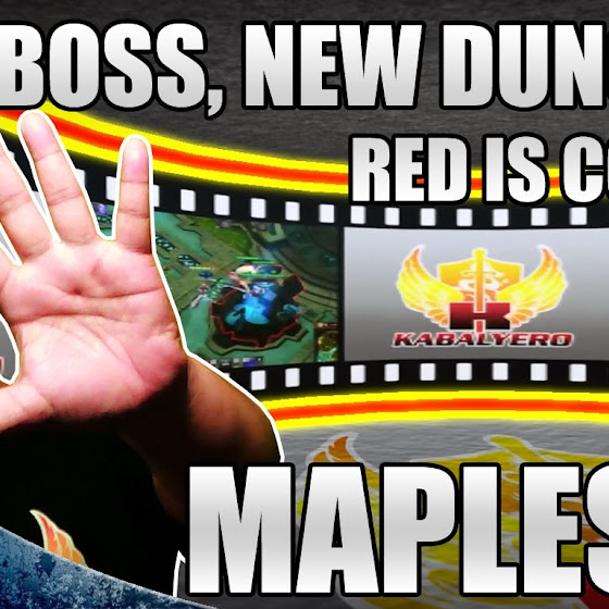 MapleSEA Launched A New Boss And A New Dungeon