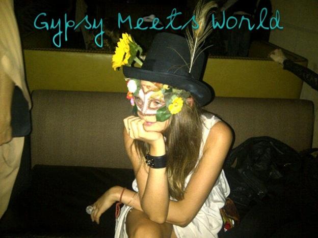 Gypsy Meets World
