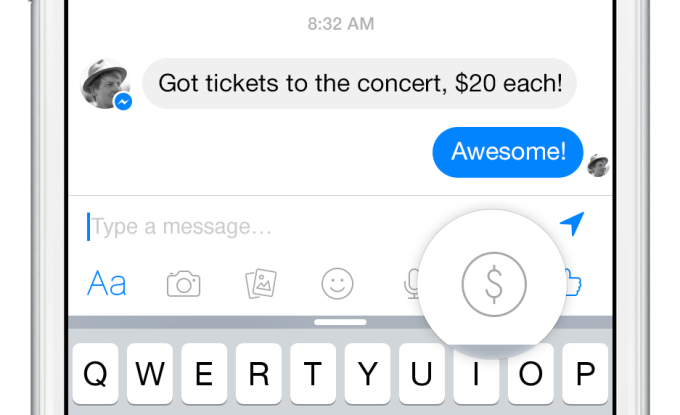Facebook Introduces Free Friend-To-Friend Payments Through Messages