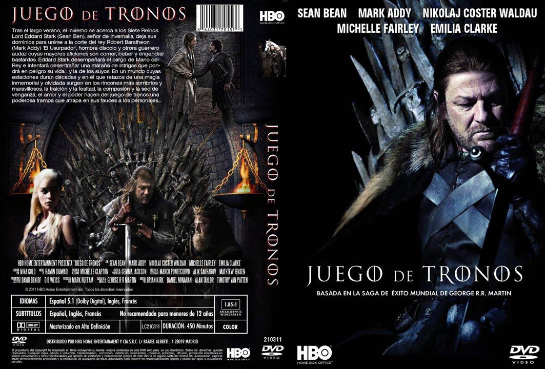 Juegos de tronos latino temporada 1, 2, 3, 4, 5 y 6 mf, mega ...