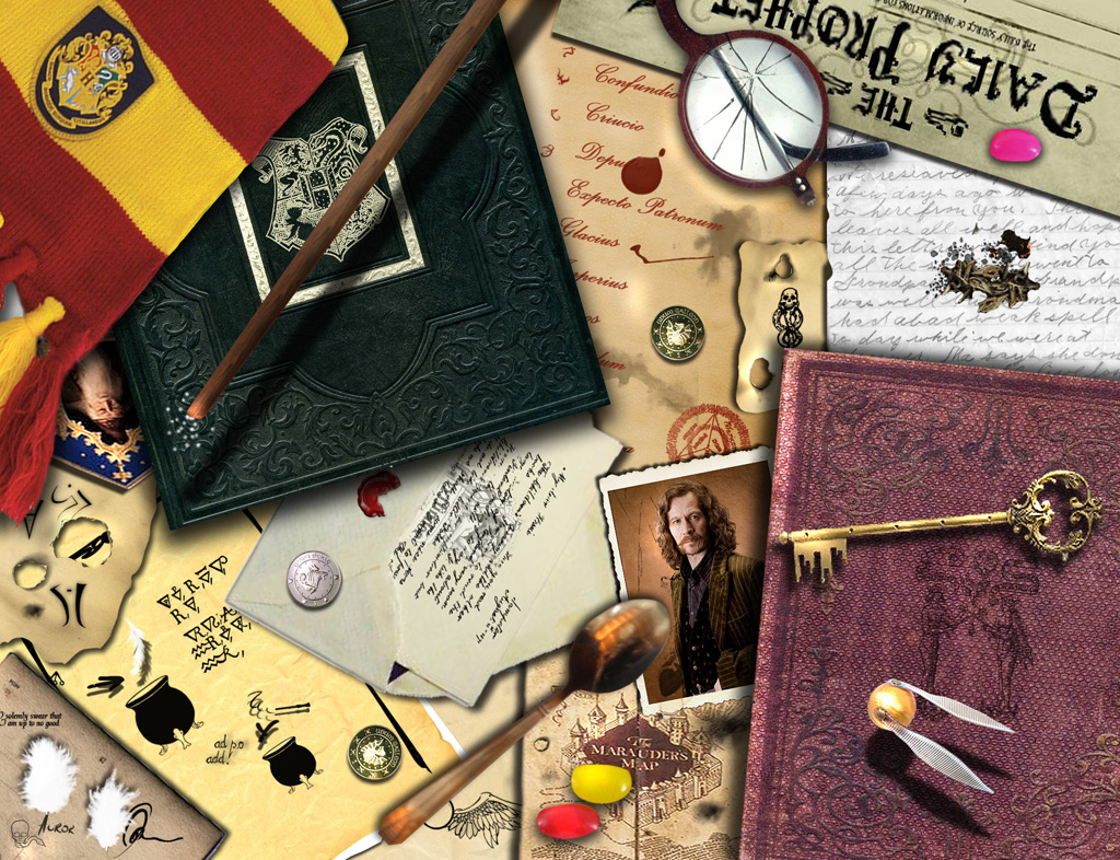 Harry Potter Desktop Background: Free Wallpicz: Wallpaper Desktop Harry Potter