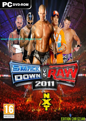 Download Smack Down VS Raw 2011 Game