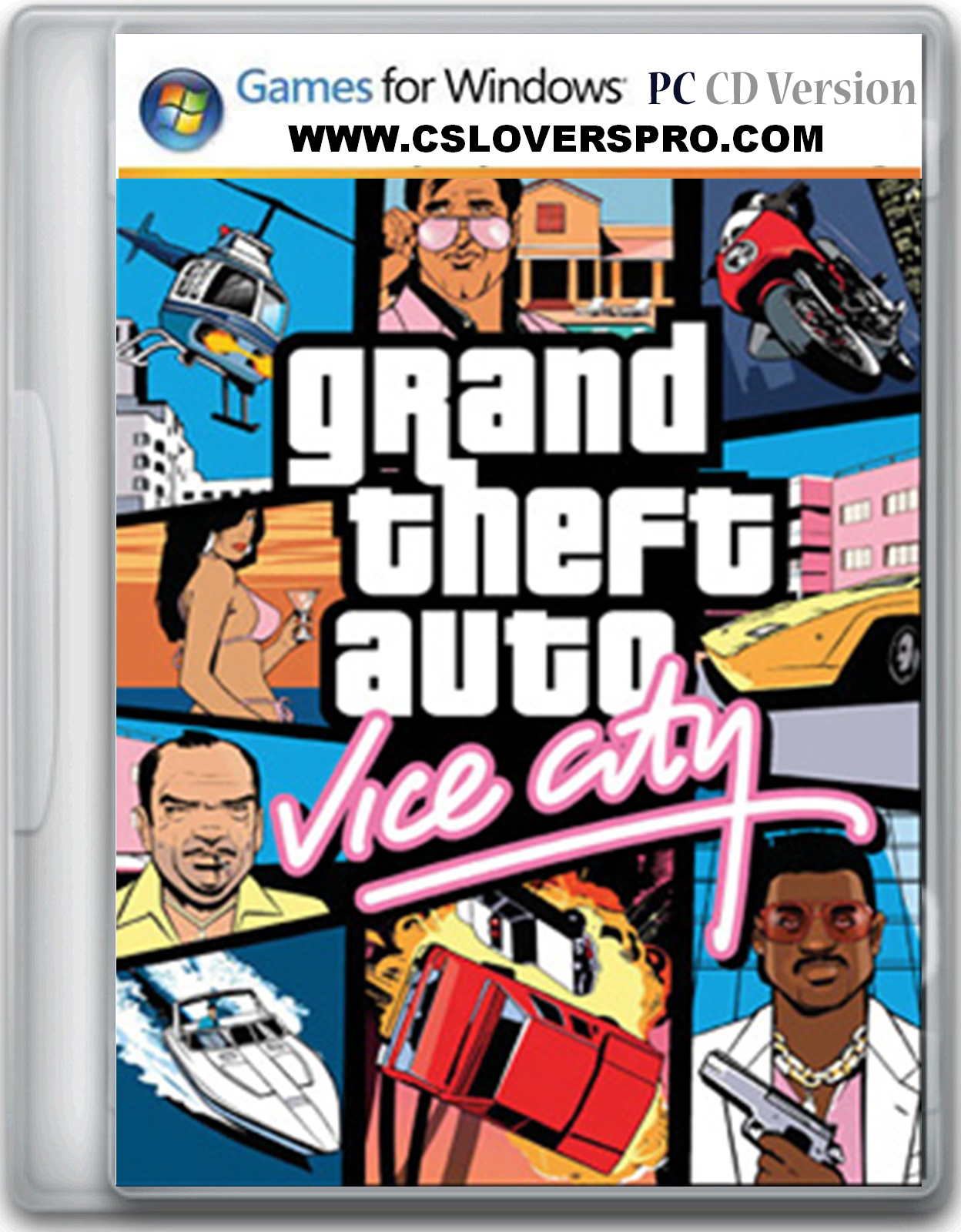 GTA Vice City Details