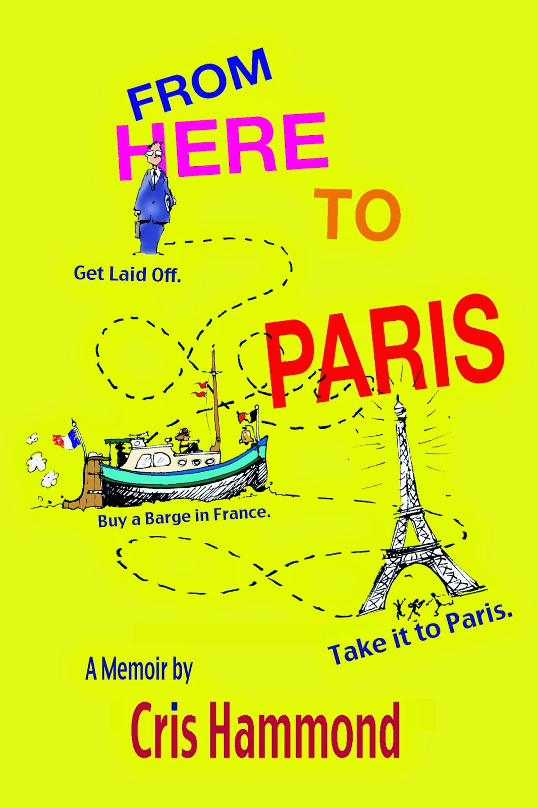 French Village Diaries France Book Tours review From Here To Paris Cris Hammond
