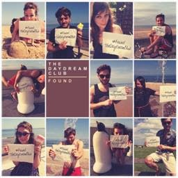 The Daydream Club release Found EP 28th October 2013