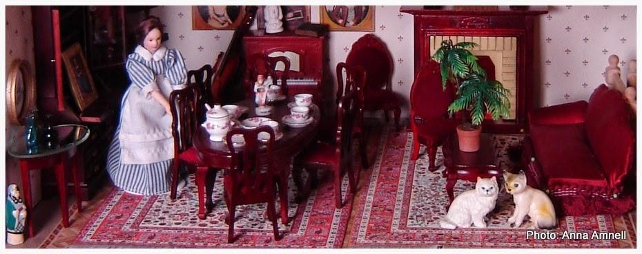 Auroran talo nukkekotiblogi