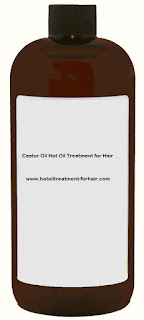 castor oil hair treatment