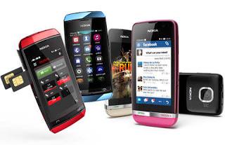 Harga Hp Nokia Asha Terbaru 2013