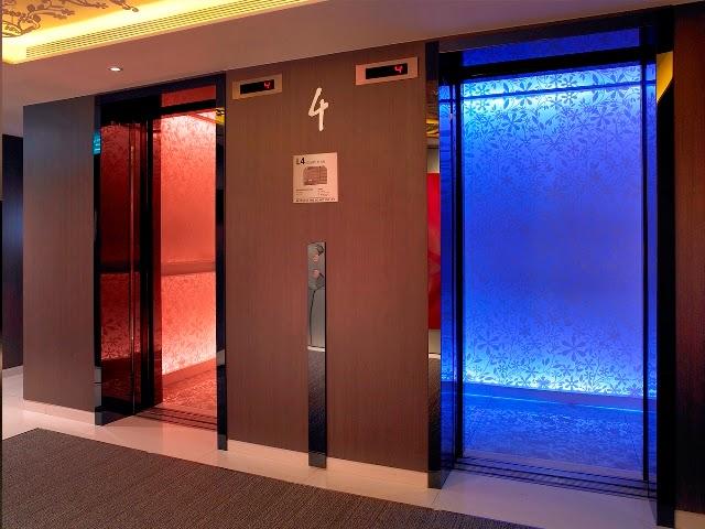 naumi hotel singapore elevators